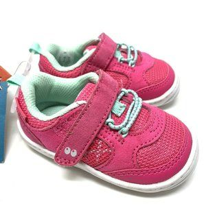 Surprize by Stride Rite Ari Sneakers Baby Size 4